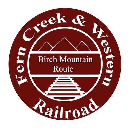 Fern Creek and Western Garden Railroad