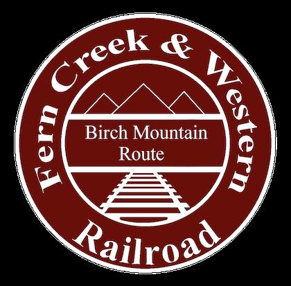 Fern Creek and Western Garden Railroad